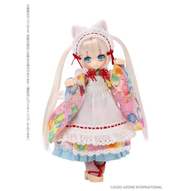 Lil'Fairy ~子猫の手も借りたい? /~ハーミア~ツインテールヘア~(アゾンオンライン販売ver.)