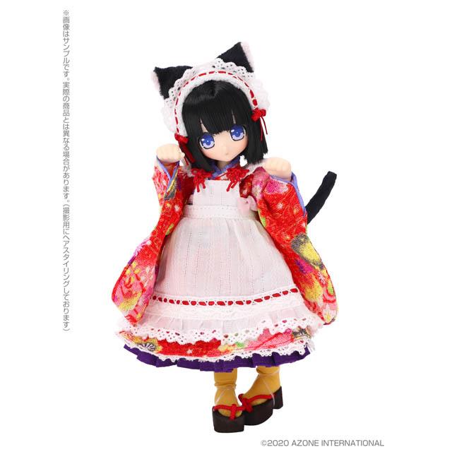 Lil'Fairy ~子猫の手も借りたい?/~ ピチカ~おかっぱヘア~(アゾンオンライン販売ver.)