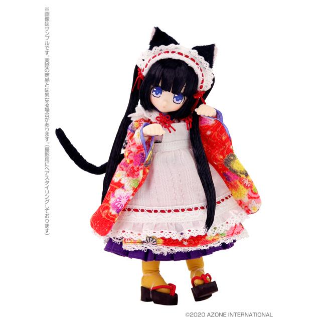 Lil'Fairy ~子猫の手も借りたい?/~ピチカ~ツインテールヘア~(アゾンオンライン販売ver.)