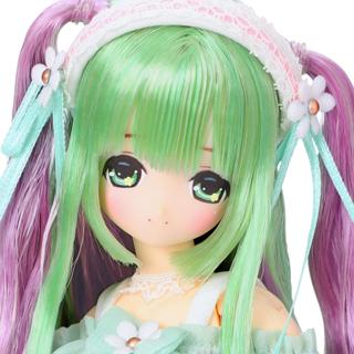 Magical☆CUTE/Floral Ease Miu(みう)~マジカルグリーンパープルヘア~(海外限定ver.)
