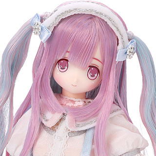 Magical☆CUTE/Crystal Bravery Raili(ライリ)~マジカルクリスタルヘア~(アゾンオンラインストア限定ver.)