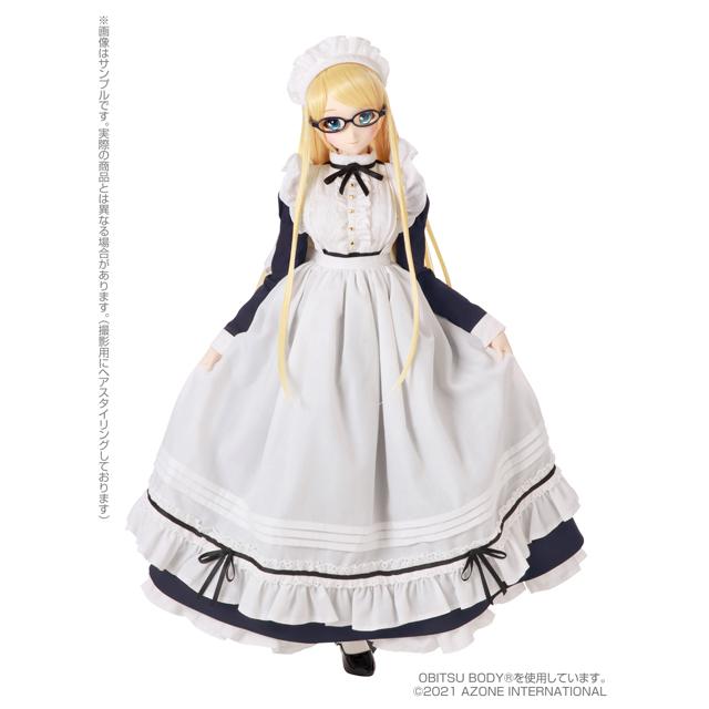 ノワ/Classy Maid ver.1.1~Angelic Blonde ver.~(通常販売ver.)