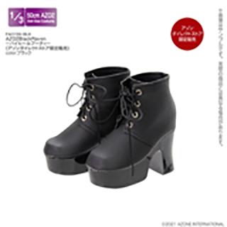 AZO2BlackRaven~ハイヒールブーティ~(アゾンダイレクトストア限定販売)