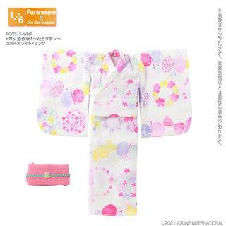 PNS 浴衣set~花とリボン~