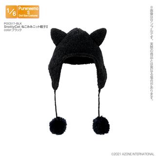 PNS SnottyCat ねこみみニット帽子Ⅱ