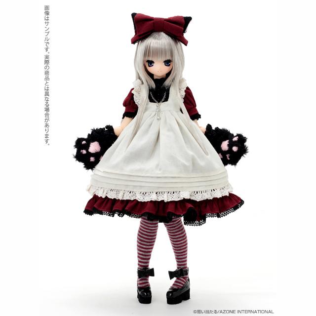 えっくす☆きゅーと:Classic Alice Chershire cat AIKA(あいか)