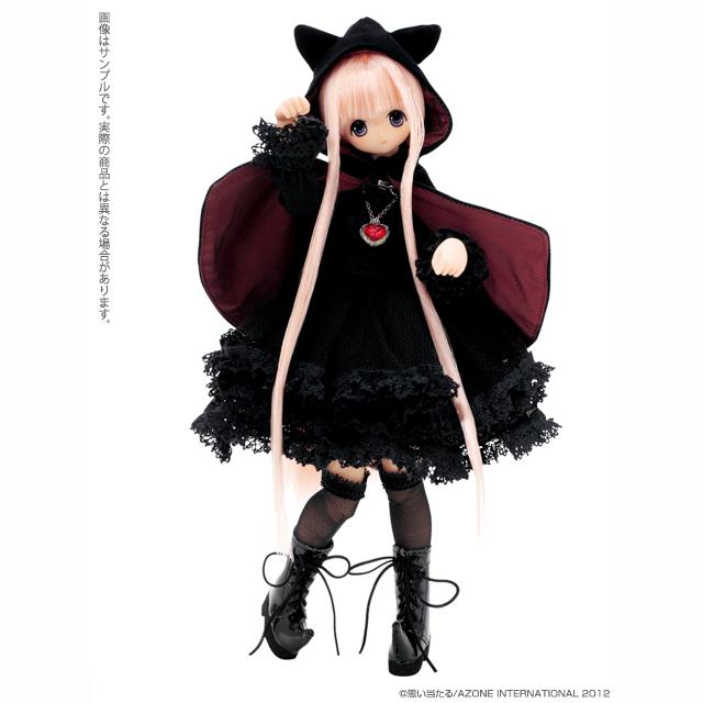 Majokko☆Chiika(ちいか)/littlewitch