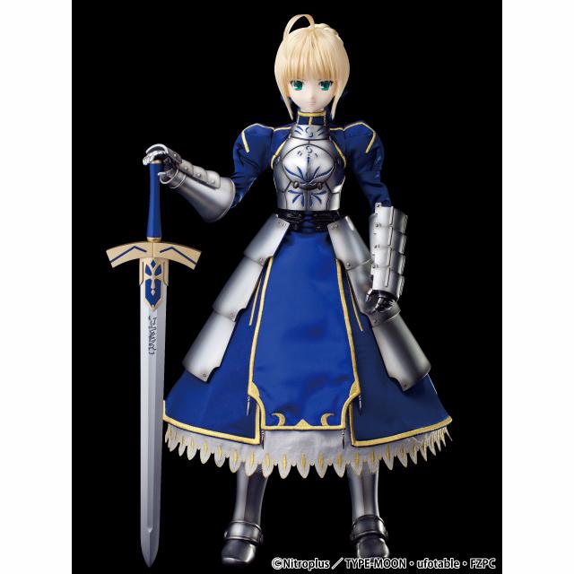 """1/3ハイブリッドアクティブフィギュアNo.021『Fate/Zero』セイバー"""""""