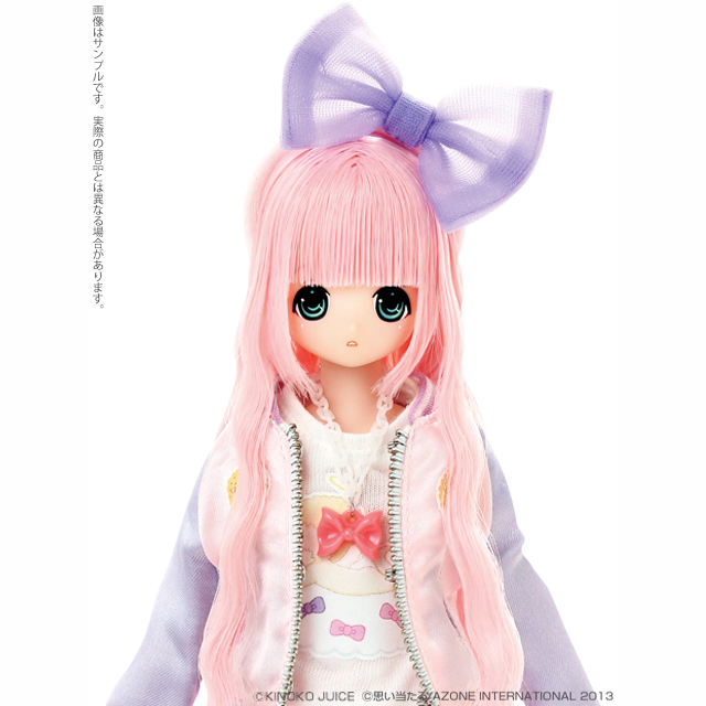2013えっくす☆きゅーと×キノコジュース:Chiika(ちいか)/Sweet Dream