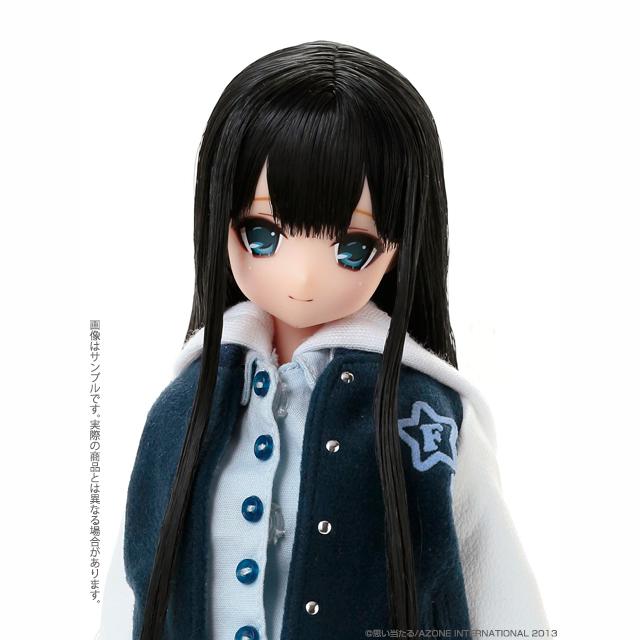 2013オータムフェア:Rock'n girl☆/YUZUHA(ゆずは)~ボーイッシュカジュアルコーデset(アゾンダイレクトストア限定ver.)