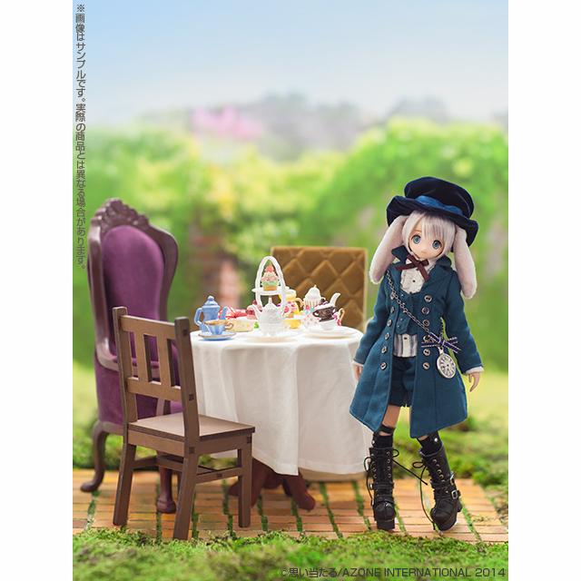 えっくす☆きゅーとふぁみりー:Alice'sTeaParty「3月のお茶会」-僕らのお茶会へようこそ-時計うさぎ/ゆうた