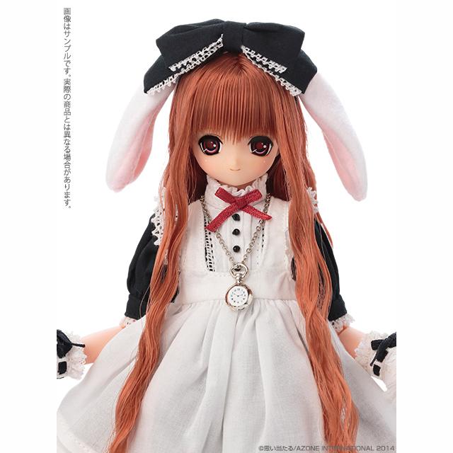 えっくす☆きゅーと10th Best Selection:Classic Alice Tick Tock Rabbit HIMENO(ひめの)(ノーマル口ver.) 髪色:Carrot