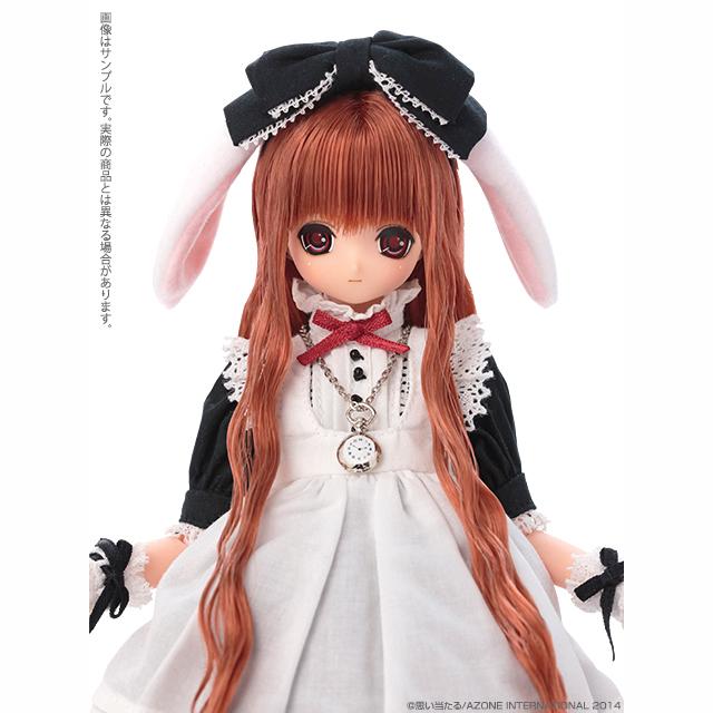 えっくす☆きゅーと10th Best Selection:Classic Alice Tick Tock Rabbit HIMENO(ひめの)(おすまし口ver.) 髪色:Carrot