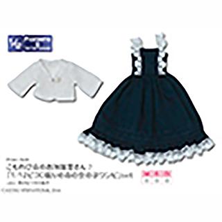 こもれび森のお洋服屋さん♪「1/12ピコD 眠りの森の女の子ワンピ」set
