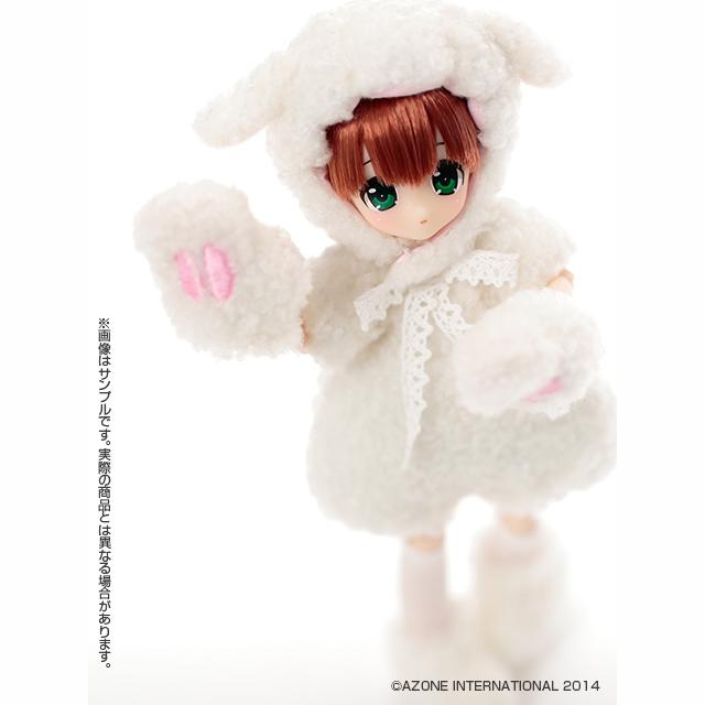 1/12Lil'Fairy(リルフェアリー)~ひつじ年のこひつじさん~/リプー(アゾンダイレクトストア限定ver.)