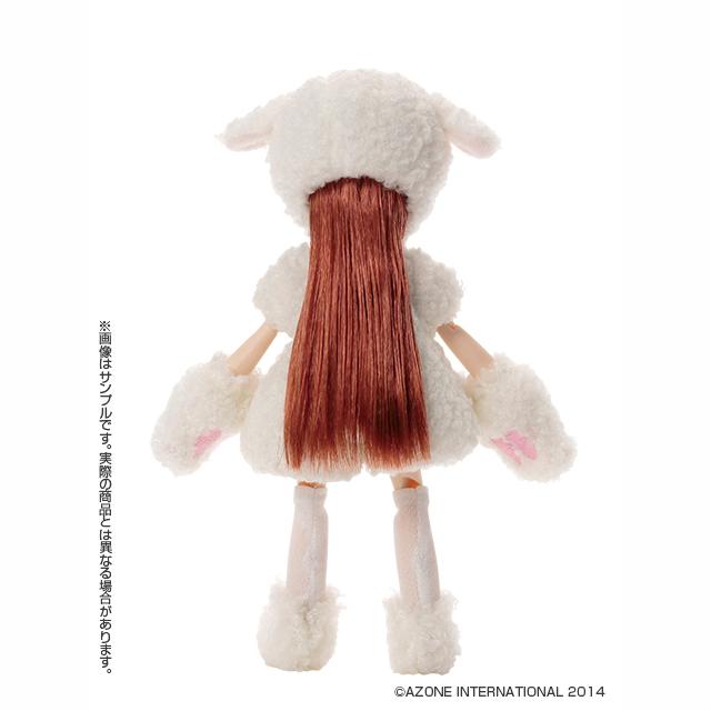 """1/12Lil'Fairy(リルフェアリー)~ひつじ年のこひつじさん~/リプー(アゾンダイレクトストア限定ver.)"""""""