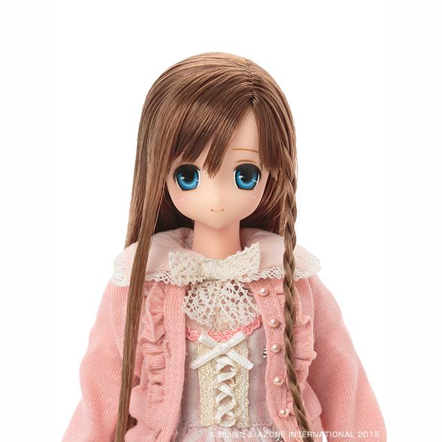 サアラズ ア・ラ・モード ~Pink!Pink!a・la・mode~White×Pink/サアラ(アゾンダイレクトストア販売ver.)