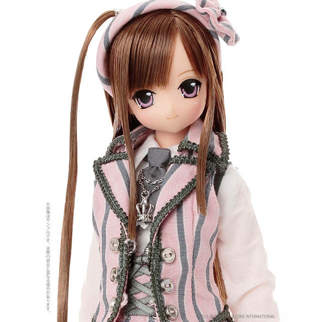 サアラズ ア・ラ・モード ~Pink!Pink!a・la・mode~Gray×Pink/リセ(通常販売ver.)