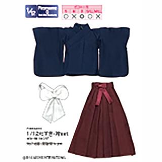 1/12ピコD たすき・袴set