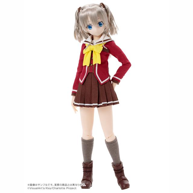1/6ピュアニーモキャラクターシリーズNo.095『Charlotte(シャーロット)』友利奈緒(ともりなお)