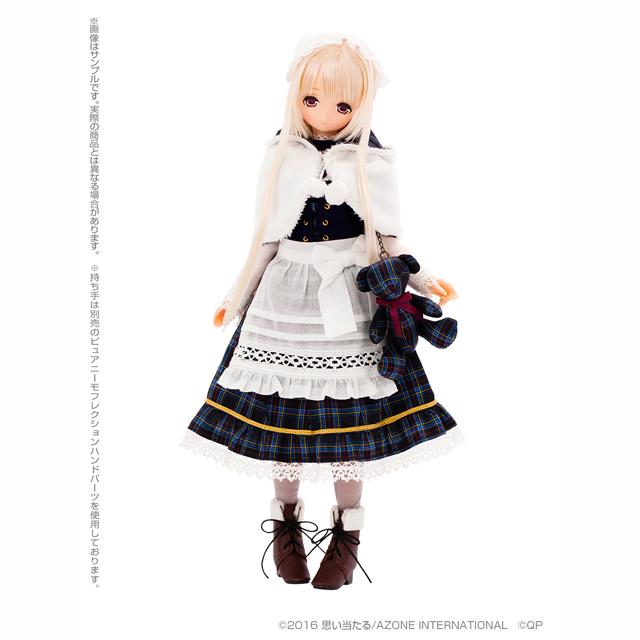 えっくす☆きゅーとふぁみりー:Otogi no kuni/Rose White Mio(みお)(ドールショウ開催記念ver.)