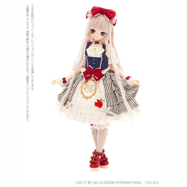 えっくす☆きゅーと11th series:Otogi no kuni/Snow White Princess Aika カニホル×nico*ふたり展開催記念(アゾンダイレクトストア販売ver.)