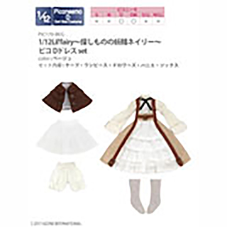 1/12Lil'fairy~探しものの妖精リアム~ピコD ドレスset(アゾンダイレクトストア限定商品)